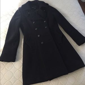 Victoria's Secret Moda International Navy coat